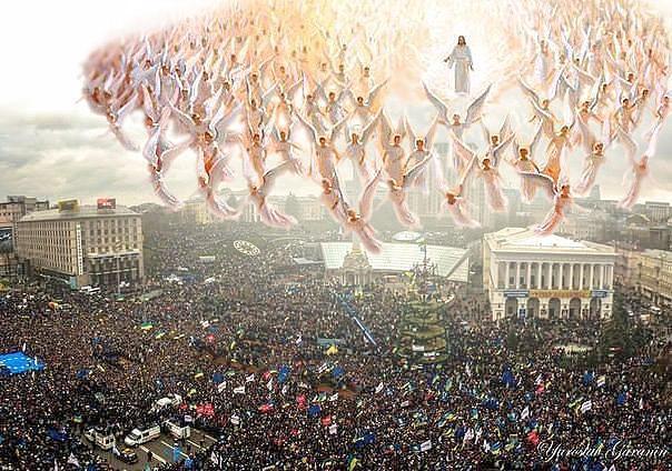 Митинг на Майдане Независимости в Киеве - Цензор.НЕТ 715